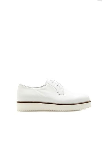George Hogg Kadın  Ayakkabı 7003693 Beyaz
